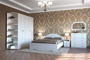 Спальня Классика 2 - Мебельная фабрика «ДИАЛ»