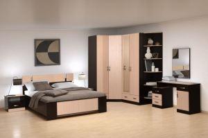 Модульная Спальня Пиксель 2 - Мебельная фабрика «Кубань-Мебель»