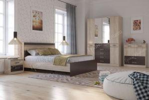 Спальня Румба - Мебельная фабрика «Гранд Кволити»