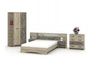 Спальный гарнитур Бэст - Мебельная фабрика «Айме мебель-милл»
