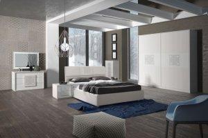 Спальный гарнитур Дама - Мебельная фабрика «Меридиан»