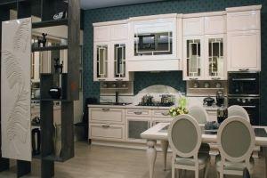 Кухня Йорк светлая - Мебельная фабрика «Анонс»