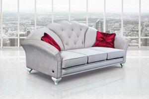 Диван Блум 3-х местный - Мебельная фабрика «ИСТЕЛИО»