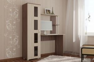 Стол компьютерный Юниор-1 - Мебельная фабрика «Линаура»
