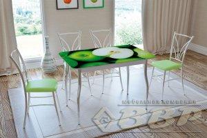 Стол обеденный МДФ с фотопечатью - Мебельная фабрика «ВВР»