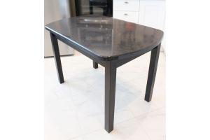 Стол 6 столешница из камня - Мебельная фабрика «Мир камня»