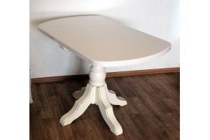 Стол 2 столешница из камня - Мебельная фабрика «Мир камня»