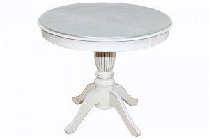 Стол Моро 03 белый с патиной - Мебельная фабрика «Мебелик»