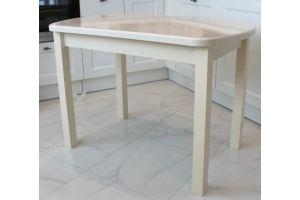 Стол  1 столешница из камня - Мебельная фабрика «Мир камня»