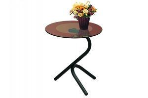 Стол журнальный тонированный Дуэт 5 - Мебельная фабрика «Мебелик»