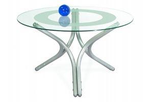 Стол журнальный Дуэт 6 металлик - Мебельная фабрика «Мебелик»