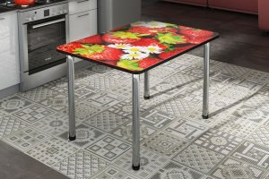 Стол обеденный - Мебельная фабрика «Линаура»