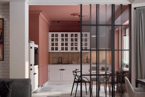 Кухня T536 Бари Bari - Мебельная фабрика «ЗОВ»