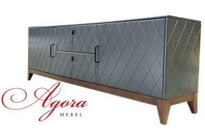 Тумба под ТВ Скадинавия - Мебельная фабрика «Агора Мебель»
