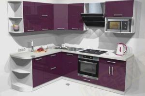 Кухня угловая (фасады в пленке ПВХ) - Мебельная фабрика «Проспект мебели»