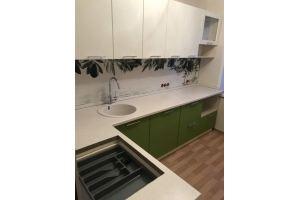 Кухонный гарнитур пластик ТАДЖ - Мебельная фабрика «Мебель Миру»