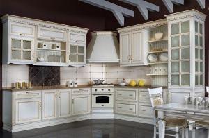 Кухня Лаура угловая - Мебельная фабрика «Анонс»