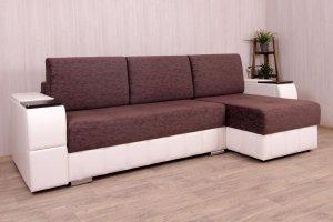 Угловой диван Бруклин ФП3 НПБ - Мебельная фабрика «DiArt»
