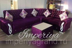 Угловой диван Элит 17 - Мебельная фабрика «Империя»