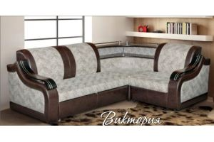 Угловой диван Виктория - Мебельная фабрика «DeLuxe»