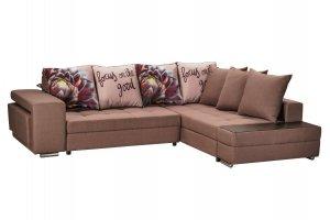 Угловой диван Жардин 3 - Мебельная фабрика «Новый век»