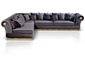 Угловой диван Фантом - Мебельная фабрика «ИСТЕЛИО»