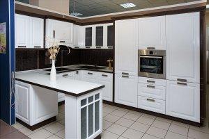 Кухня угловая классика Виктория - Мебельная фабрика «Альфа-М»