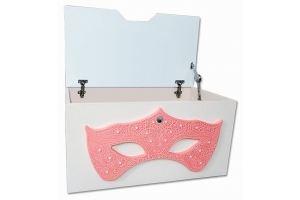 Ящик-комод для игрушек Венеция - Мебельная фабрика «Мандарин»