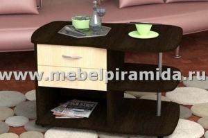 Стол журнальный Люкс - Мебельная фабрика «Пирамида»
