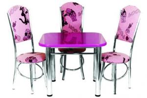 Детский комплект стол и стулья - Мебельная фабрика «Мир Стульев»