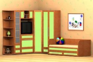Мебель для детской Алина - Мебельная фабрика «Гермес»