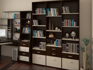 Стеллаж с ящиками - Мебельная фабрика «БиГ»