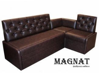 Кухонный уголок со спальным местом Квадро 7 ДУ - Мебельная фабрика «Магнат»