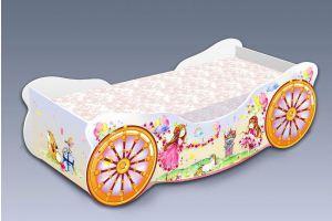Детская кровать Карета - Мебельная фабрика «Рим»
