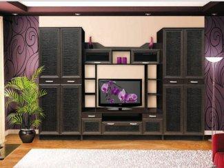 Гостиная Диана (экокожа) - Мебельная фабрика «Зарон»