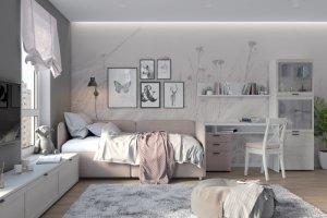 Детская для девочки Parma - Мебельная фабрика «Дятьково»