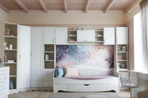 Детская КАРАМЕЛЬ-1 - Мебельная фабрика «Континент-мебель»