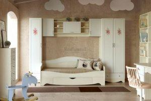 Детская КАРАМЕЛЬ-4 - Мебельная фабрика «Континент-мебель»