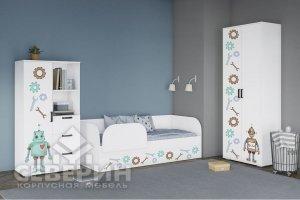 Детская Киви подростковая модульная - Мебельная фабрика «Северин»