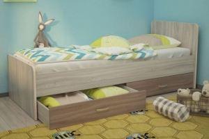 Детская кровать Антошка - Мебельная фабрика «ТМК (Техномебель)»