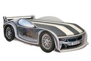 Детская кровать Формула 2 BMW ЕВРО - Мебельная фабрика «ПРАВДА-МЕБЕЛЬ»