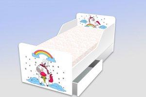 Детская кровать с фотопечатью - Мебельная фабрика «Рим»