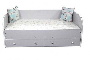 Детская кровать с ящиками - Мебельная фабрика «ГудВин»