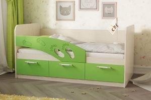Детская кроватка Топ-Топ - Мебельная фабрика «СВК»