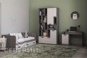 Детская Николь подростковая модульная - Мебельная фабрика «Северин»