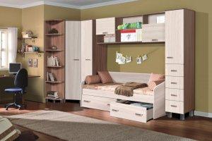 Детская мебель Радуга-4 - Мебельная фабрика «Олимп»