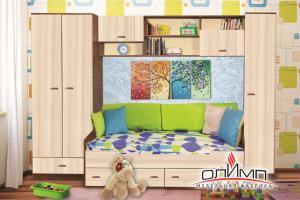 Детская Радуга В-2 - Мебельная фабрика «Олимп»
