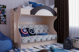 подростковая мебель Рико-18 тортона - Мебельная фабрика «Сильва»
