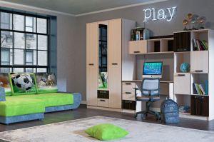 Подростковая мебель Рико-8 тортона - Мебельная фабрика «Сильва»
