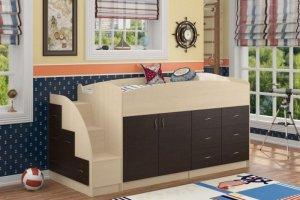 Детская кровать Веста - Мебельная фабрика «Д.А.Р. Мебель»